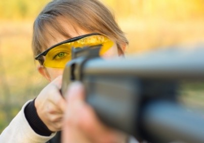 Shooting at angles: Should you aim high, low or dead on?