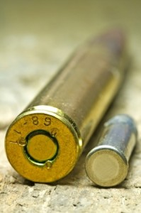 ammunition 8X57 IS and cal.22 long rifle
