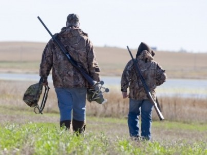 Hunting offers year-round recreation